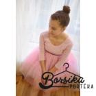 Hercegnős rózsaszín tütü